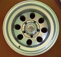 Диск легкосплавный VST ORW R15 J10 5*139.7 ET -40